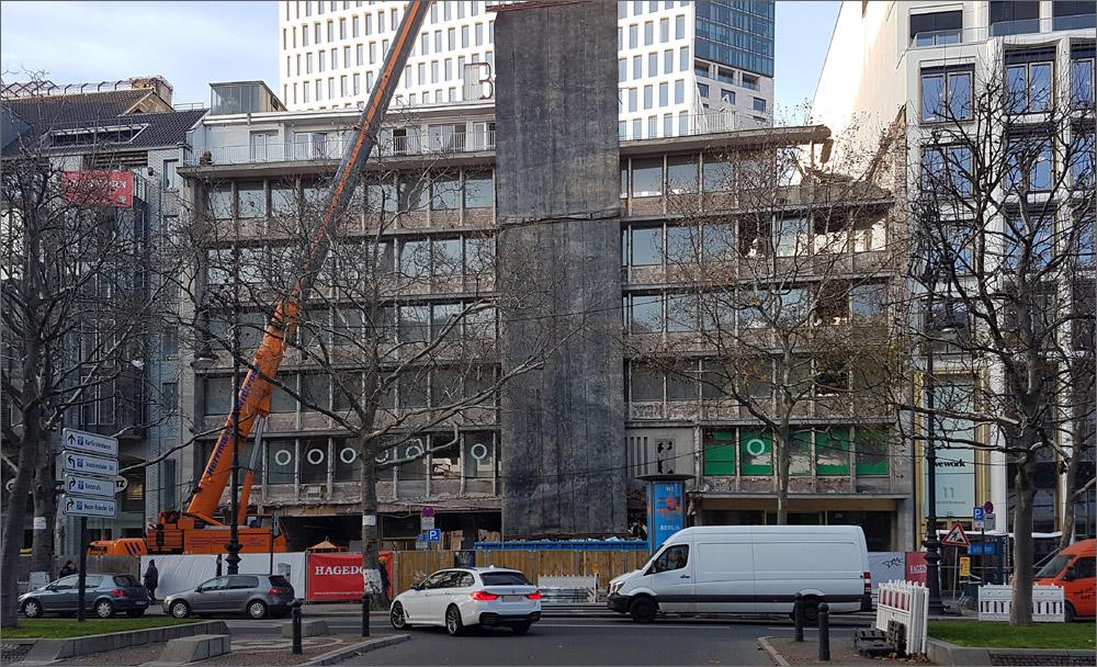 a66c9df1546bc0 Abriss Gloria-Palast - Neubau EKZ Kurfürstendamm 13-15  Archiv  - Deutsches  Architektur-Forum