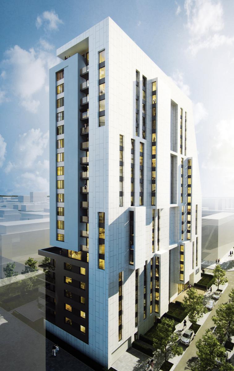 Msm Architekten europaviertel quartier boulevard mitte seite 21 deutsches