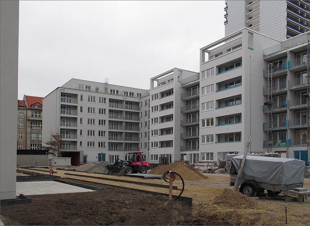 Markgrafenkarree realisiert seite 4 deutsches architektur forum - Deutsche architektur ...