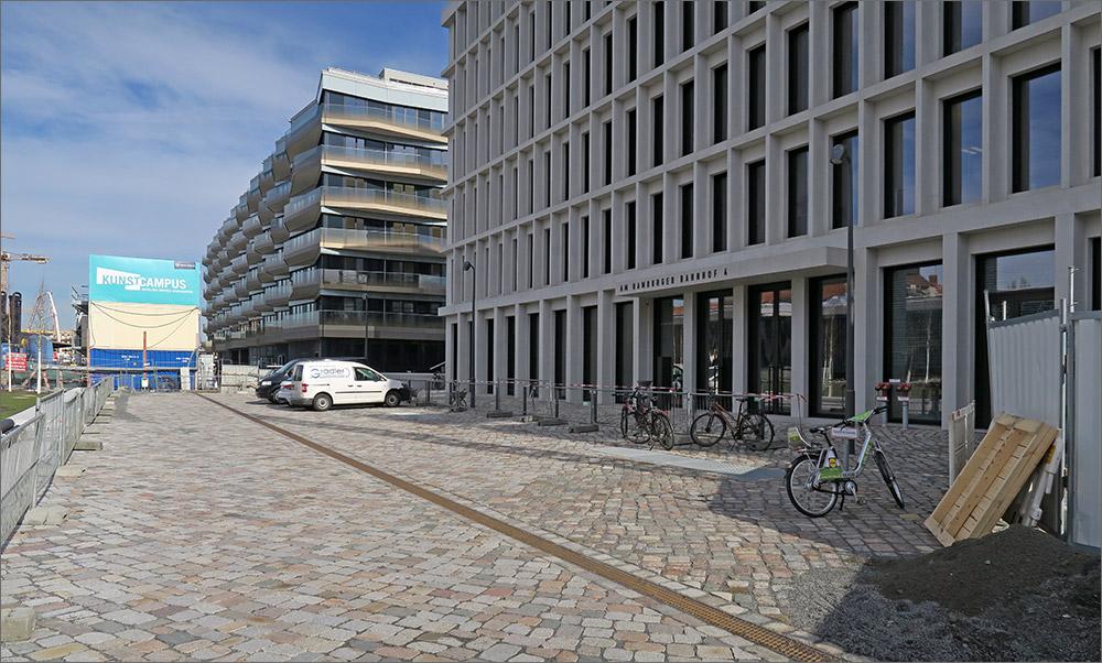 Am kunst campus europacity seite 8 deutsches architektur forum - Deutsche architektur ...