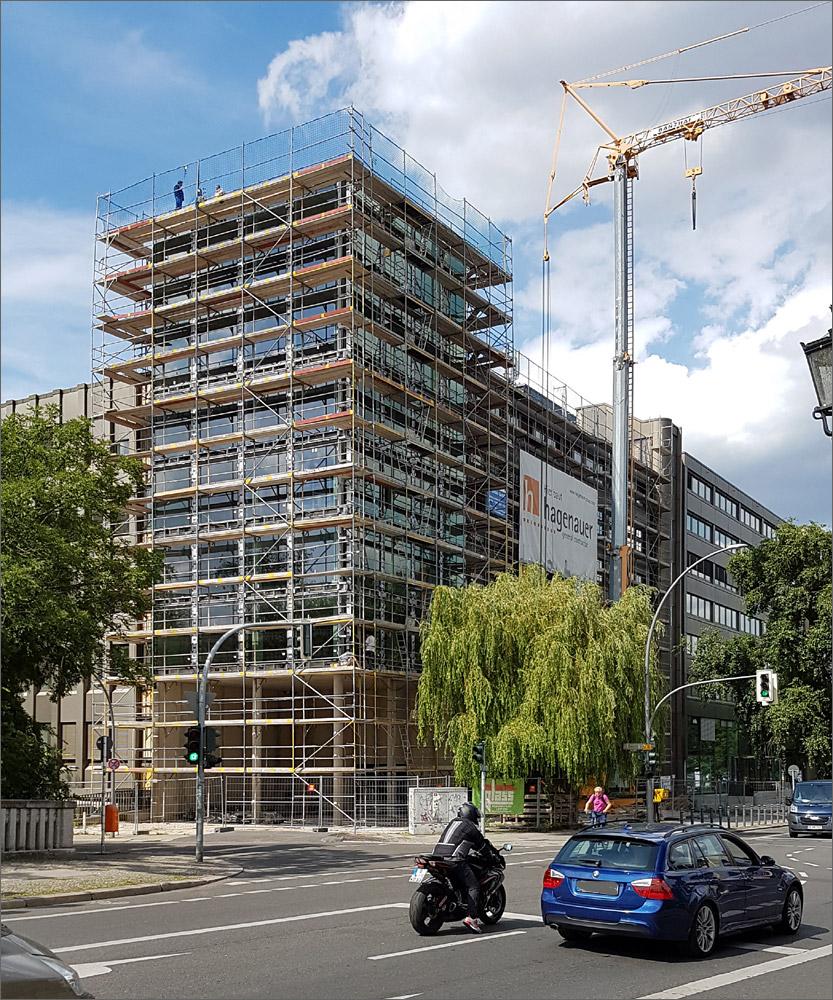 Kleinere Projekte Charlottenburg-Wilmersdorf