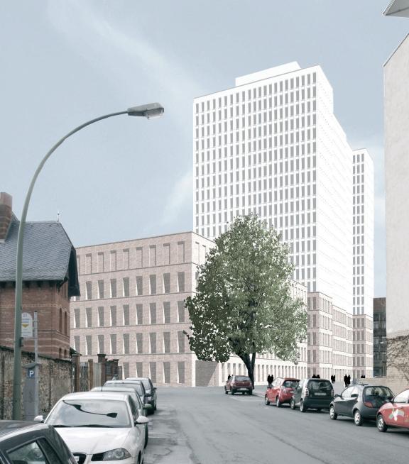 sanierung charit bettenhaus realisiert seite 7 deutsches architektur forum. Black Bedroom Furniture Sets. Home Design Ideas