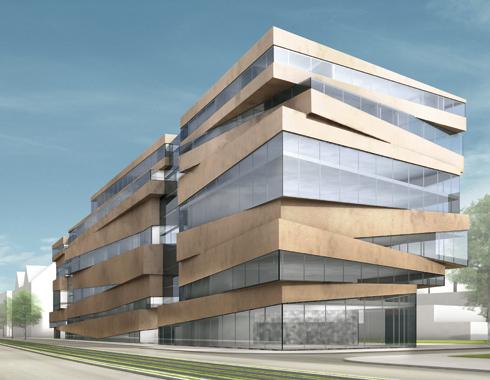 Nma arnulfpark we ap fertiggestellt 2017 for Architektur 4 1