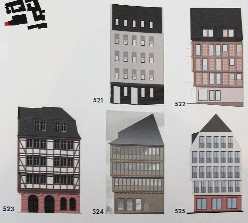 Dom römer areal planung neubebauung archiv deutsches architektur forum