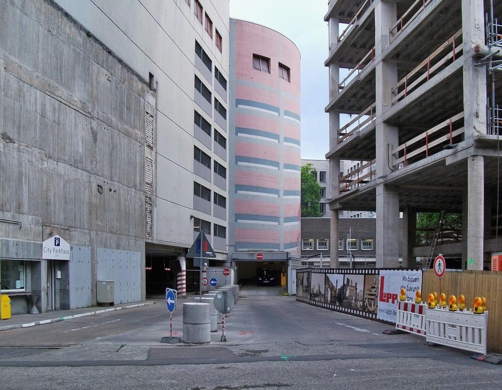 Parkhaus Turmcenter