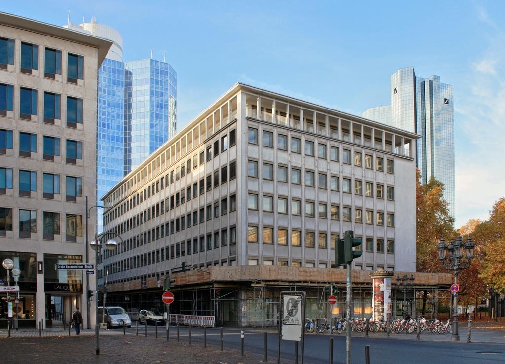 opernplatz 2 abbruch und neubau geplant 2018 2021. Black Bedroom Furniture Sets. Home Design Ideas
