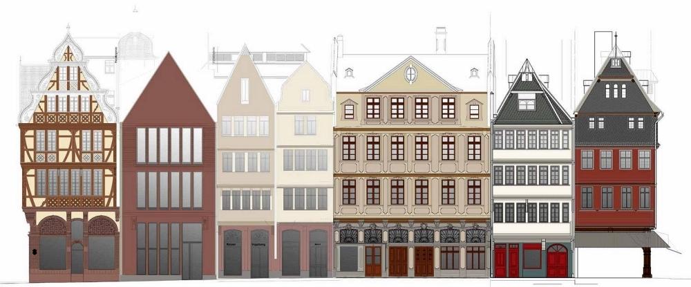 deutsches architektur forum einzelnen beitrag anzeigen dom r mer areal die planung. Black Bedroom Furniture Sets. Home Design Ideas
