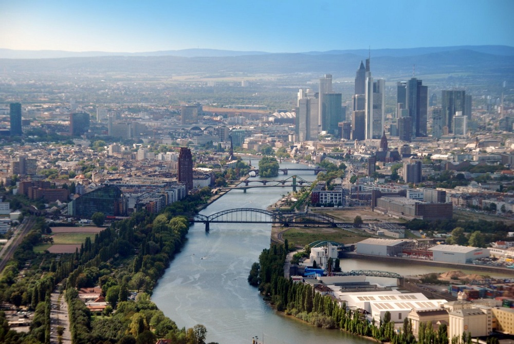 Frankfurt am Main Germany  city pictures gallery : Frankfurt am Main, Germany SkyscraperCity