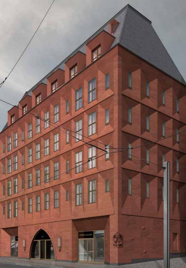 deutsches architektur forum einzelnen beitrag anzeigen dom r mer areal bau thread. Black Bedroom Furniture Sets. Home Design Ideas