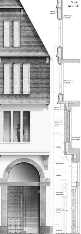 Dom r mer areal die planung seite 18 deutsches architektur forum - Dreibund architekten ...