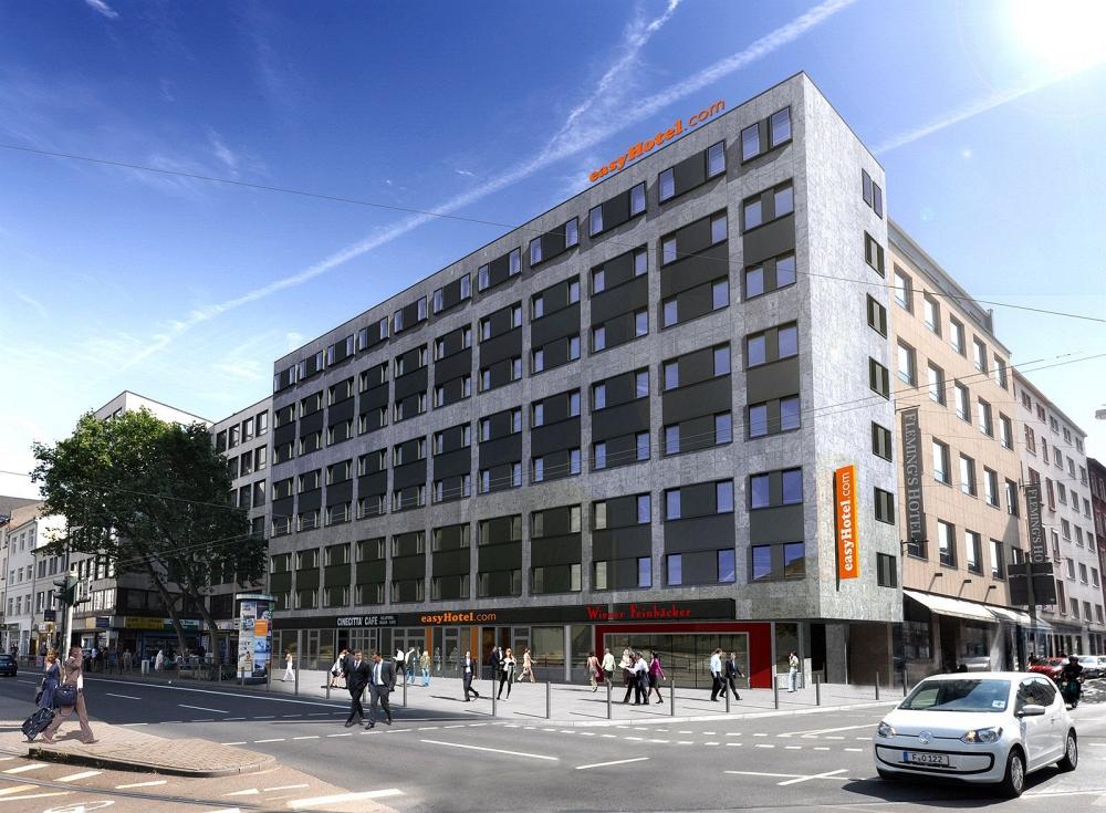 Hotelprojekte in frankfurt seite 47 deutsches for Frankfurt architektur