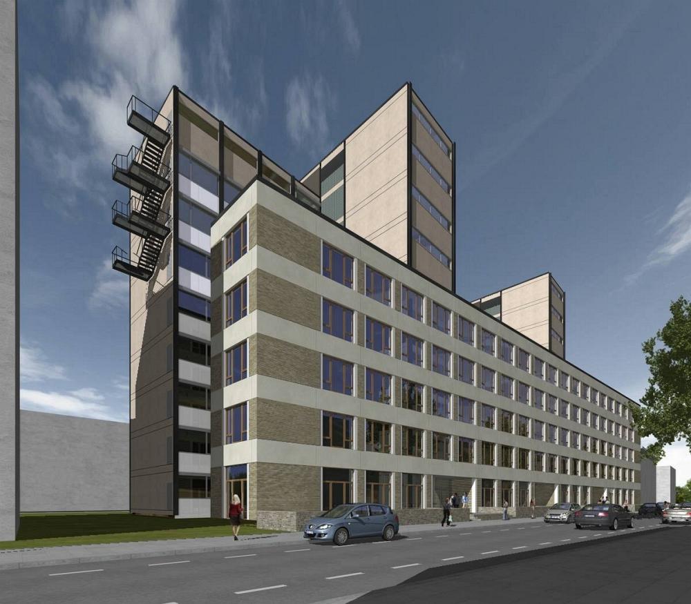 Kulturcampus neuentwicklung uni campus bockenheim planung seite 19 deutsches architektur - Baugenehmigung gartenhaus hessen ...