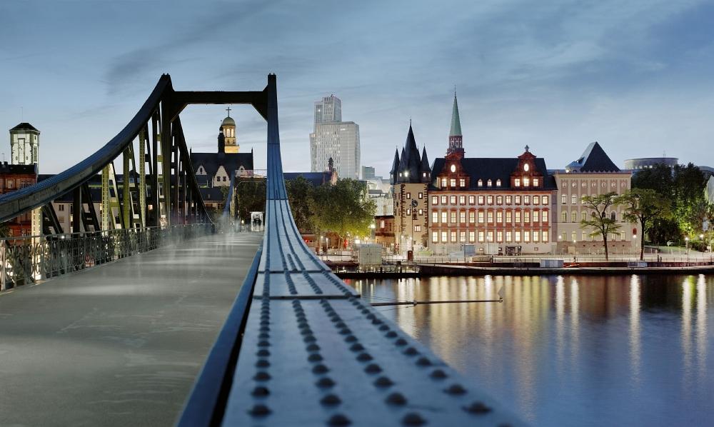 Historisches museum sanierung und neubau realisiert for Design museum frankfurt