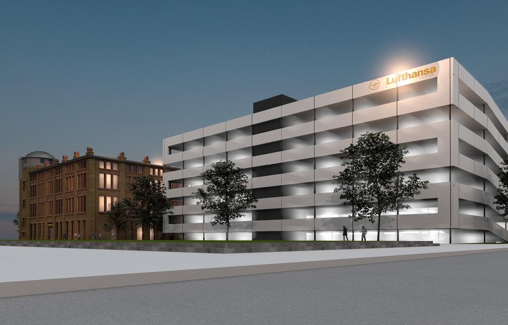 Raunheim airport garden resart ihm gel nde deutsches architektur forum - Graf architekten ...
