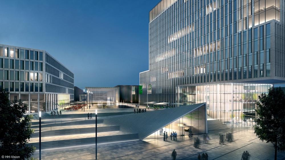 Architekten In Köln köln messecity köln deutz deutsches architektur forum