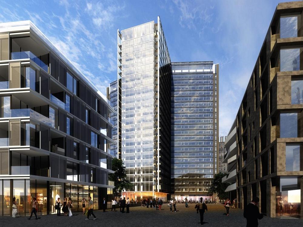 Frankfurt offenbach kaiserlei gebiet seite 6 deutsches architektur forum - Deutsche architektur ...