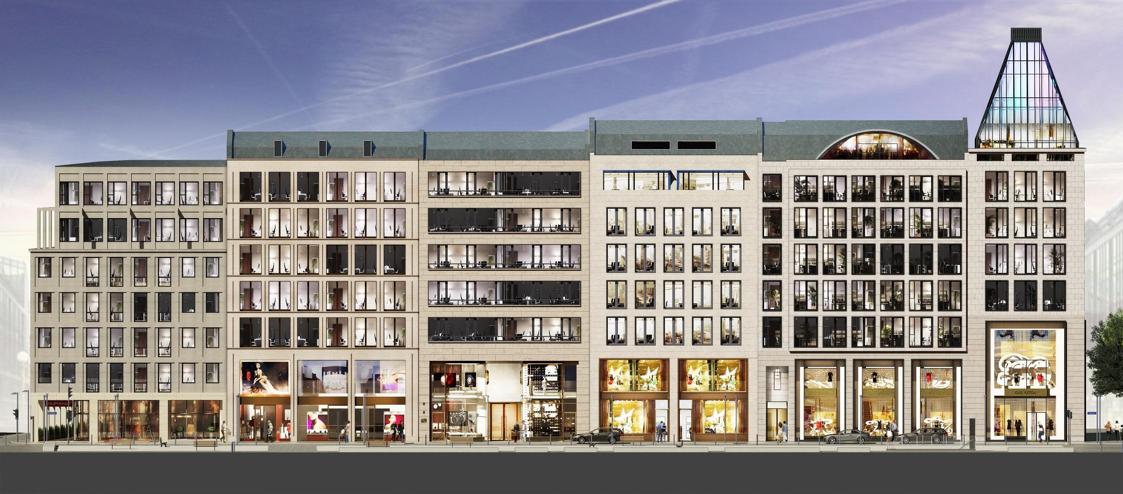 Deutsches architektur forum einzelnen beitrag anzeigen for Frankfurt architektur