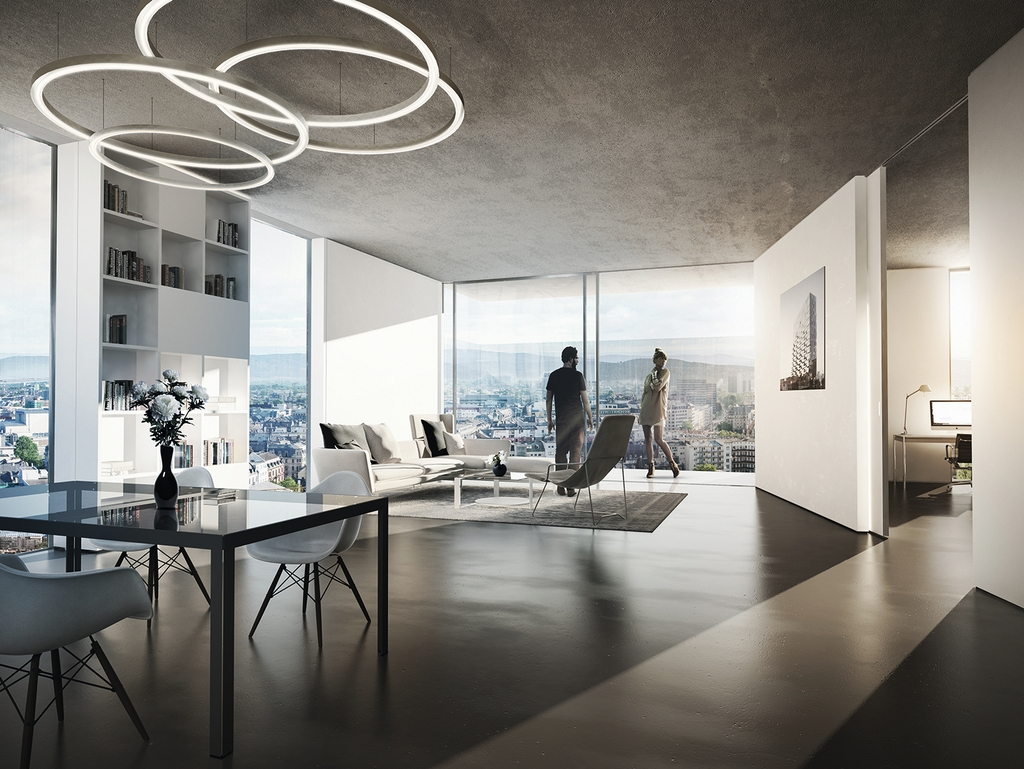 wohnhochhaus porsche design tower frankfurt geplant seite 7 deutsches architektur forum. Black Bedroom Furniture Sets. Home Design Ideas