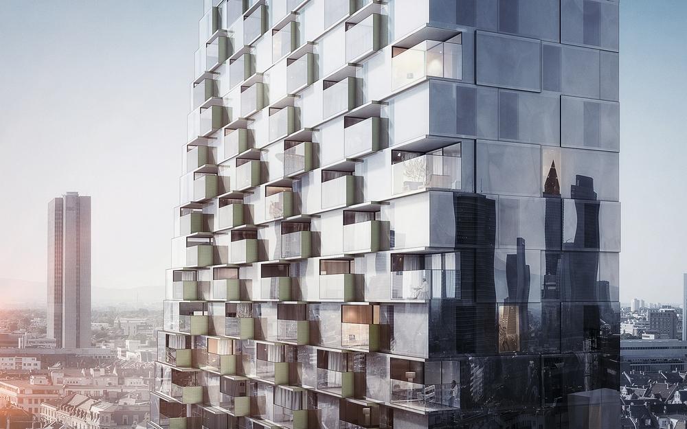 wohnhochhaus porsche design tower frankfurt geplant seite 6 deutsches architektur forum. Black Bedroom Furniture Sets. Home Design Ideas