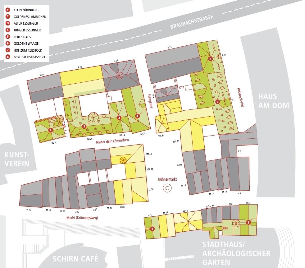 Rotes Haus Frankfurt Am dom römer areal planung neubebauung seite 12 deutsches architektur forum