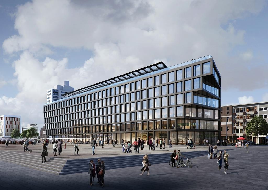 Safak K Chen Duisburg duisburg rund um den hauptbahnhof sammelthread seite 13 deutsches architektur forum