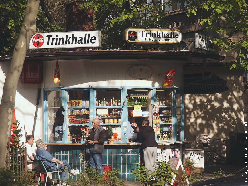 wasserhäuschen tour frankfurt